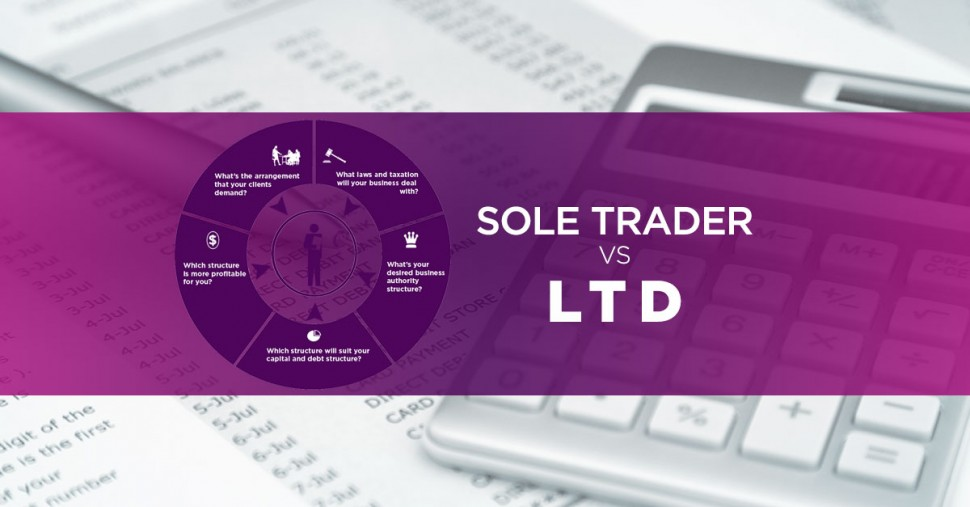 sole trader accounting Our sole trader accounting software is 100% reliable and secure, you can rely on velocity accountants to keep your details safe with our award winning sole traders accounting software.
